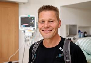 Ultraläufer Frank Niemann. Foto: Steiner
