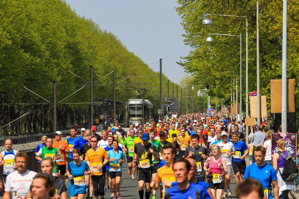 Beim Hannover-Marathon ist es vergleichsweise einfach, einen Startplatz zu ergattern. Foto: von Ditfurth