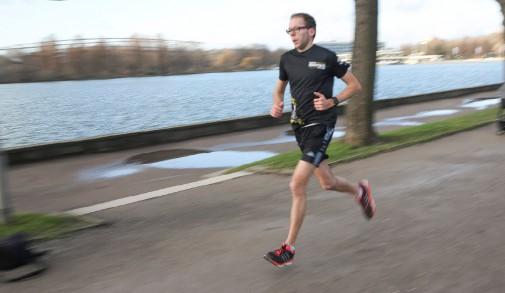"""Laufpass""-Gesamtsieger 2015: Jan Rutsch. (Foto: Rainer Surrey)"