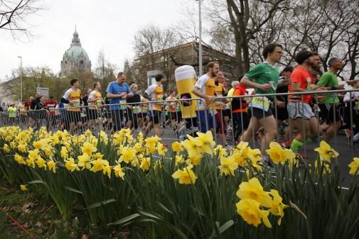 Hannover-Marathon 2016. Foto: Sielski