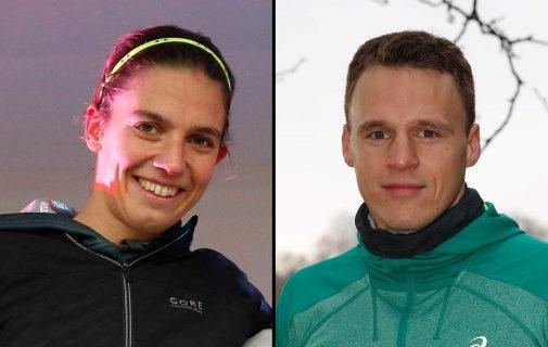 Gwendolyn Mewes und Gesamtsieger 2016: Nicolas Reinhardt. Fotos: Sielski